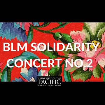 Black Lives Matter solidarity grows in second campus concert